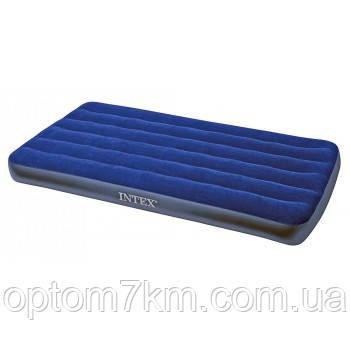 Матрац надувной Intex 68757 - «На крючке» в Одессе
