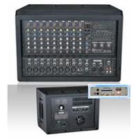 Підсилювач - мікшер BM8200MP3-USB