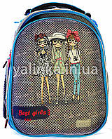 "Ортопедический рюкзак ""ZIBI"" Frame BEST GIRLS 16.0211BG"