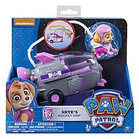Игрушки Щенячий патруль (Paw Patrol) Скай и спасательная ракета.