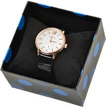 Изящные женские наручные часы 8004 черный