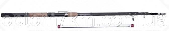 Спиннинг теле-фидерный Kaida Spirado 3 м,  60-120g