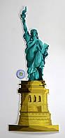Статуя свободы. Настенная декорация для кабинета английского языка