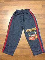 Детская одежда оптом Штаны спортивные Тачки для мальчиков оптом, фото 1