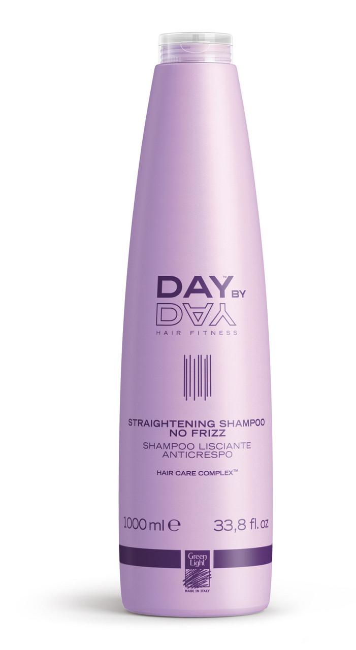 Шампунь для прямых волос Green Light Day By Day Straightening Shampoo No Frizz