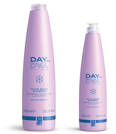 Шампунь для блеска волос Green Light Day By Day Nutri Shine Shampoo - STARLOOK интернет-магазин косметики и аксессуаров в Киеве