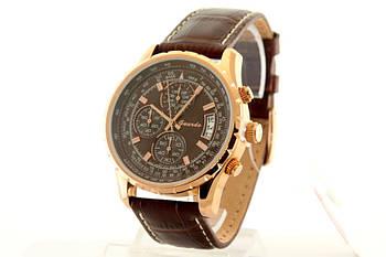 Мужские часы Guardo S02557R Сталь D100