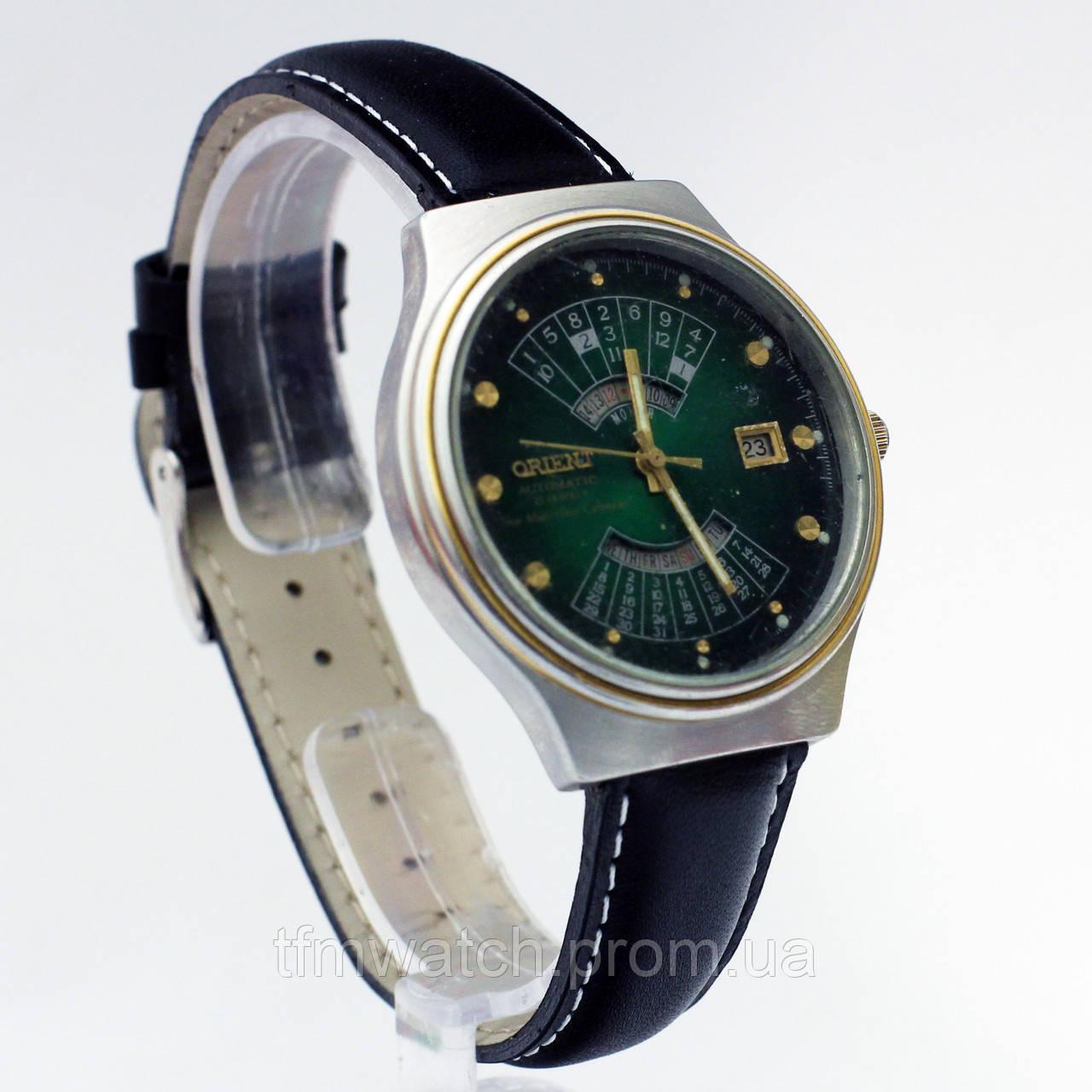 Мужские часы Ориент с автоподзаводом