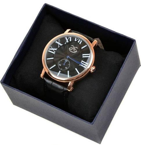 Мужские стильные наручные часы 8045 черный