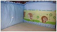 """Защита в детскую кроватку"""" Загадка""""."""