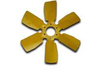 Вентилятор системи охл.Д-240 мет.6лоп. 245-1308040 Беларусь