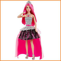 "Кукла Barbie Кортни ""Барби: Рок-принцесса"" Barbie in Rock 'N Royals Английский язык"