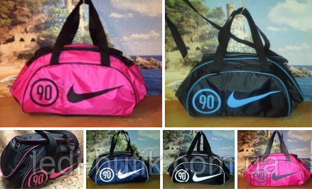 a741f49a362a Стильная спортивная сумка NIKE 90 Найк - Интернет Магазин