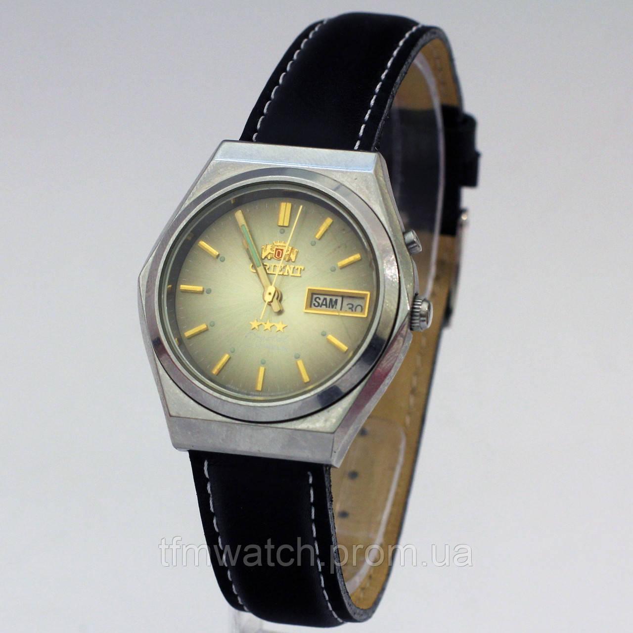 Механические часы Ориент