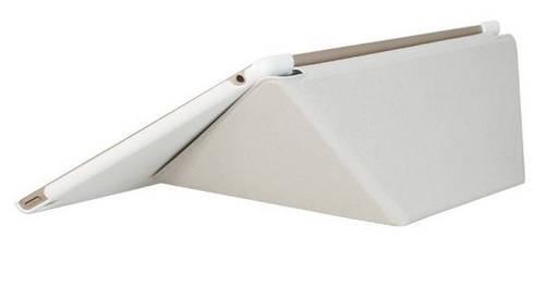 "Чехол в форме оригами для планшета 9.7"" OZAKI O!coat Multi-angle iPad Air 2 (White) OC128WH"