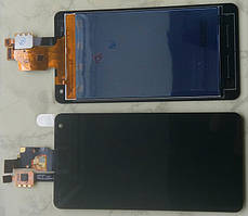 LG Optimus G E975 E973 дисплей + сенсор оригінальний тачскрін