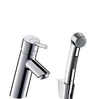Смеситель для умывальника с гигиеническим душем Hansgrohe Talis S2 32140000