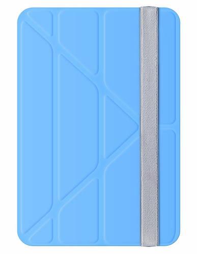 """Красивый чехол для планшета 9.7"""" OZAKI O!coat Slim-Y iPad Air (Blue) OC110BU"""