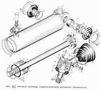 Поршень ГУР КРАЗ -256,МАЗ-500