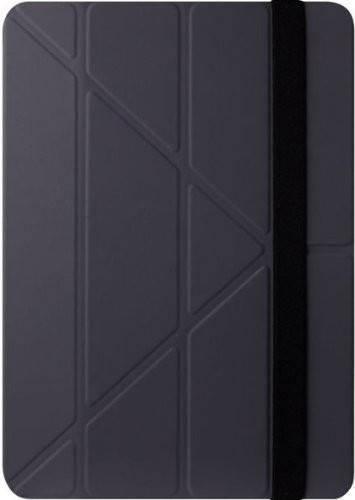 "Мужской надежный чехол для планшета 9.7"" OZAKI O!coat Slim-Y iPad Air (Dark gray) OC110DG"