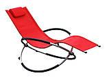 Садовий шезлонг, лежак, стілець, фото 5