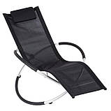 Садовий шезлонг, лежак, стілець, фото 7