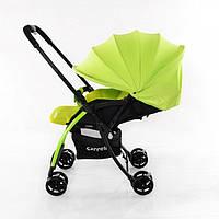 Детская коляска прогулочная CARRELLO Cosmo CRL-1410 Light green