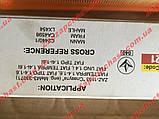 Фильтр воздушный Заз 1102 1103 таврия славута инжектор ZOLLEX Z-221, фото 3