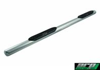 Боковые пороги для Mitsubishi L200 Magnum 1995-2006 ST Line