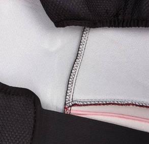 Чехол майка для сидений Комплект 4шт+5подголовников, Milex красный+темно-серый цвет, фото 2