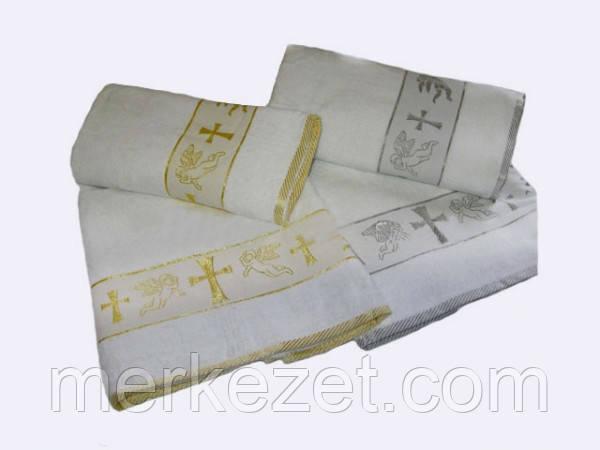 Крыжмо, крижмо, крыжма. Одеяло для крещения. Крестины. Полотенце для новорожденного