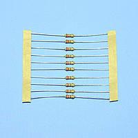 Резистор  0,25Вт 510 Om 5% d2.5 L6,8 лента  Royal Ohm