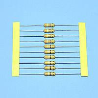 Резистор  1Вт   3,3 Om 5% CFR (5х12мм), лента  Royal Ohm