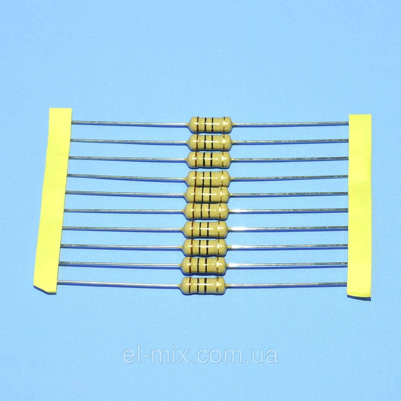 Резистор   2Вт   6.8 Om 5% CFR (5,5х16мм), лента  Royal Ohm