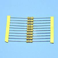 Резистор   2Вт   1.0 Om 5% CFR d5.5 L16 лента  Royal Ohm