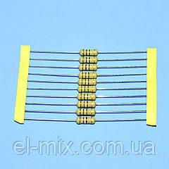Резистор 2Вт 2.7 KOm 5% CFR (5,5х16мм), стрічка Royal Ohm