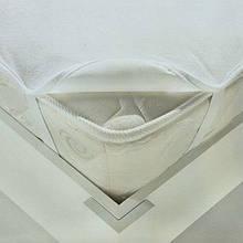 Наматрацник Ласка-М з гумкою по кутах (60*120) - білий