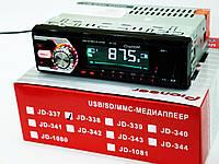 Автомагнитола Pioneer JD-338 ISO Usb+Sd+Fm+Aux+ пульт (4x50W), фото 1