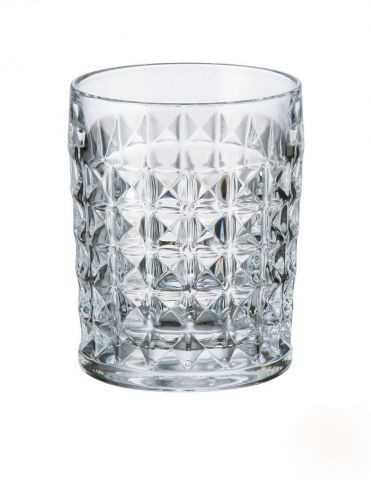 Набор стаканов для виски 230 мл, 6 шт. Bohemia Diamond 2KE38-99T41-230