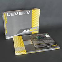 Виброшумоизоляция MaxLevel (V2)700*500*2,3 (10шт/упак)