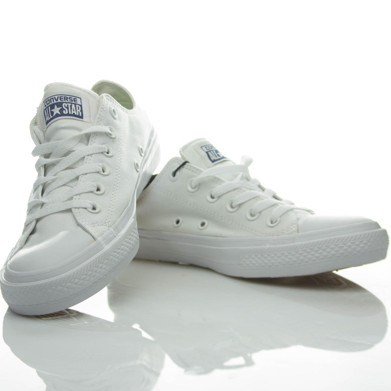 Кеды низкие Converse Chuck Taylor All Star II White