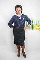 """Блуза женская из штапеля """"Фурор"""". От производителя - швейная фабрика., фото 1"""