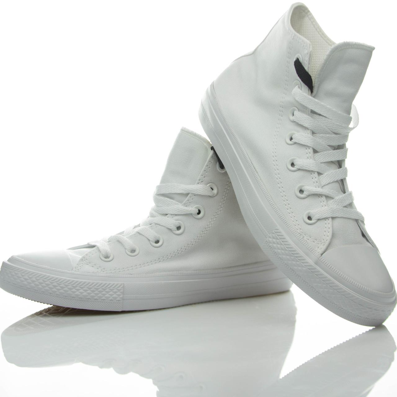 Кеды высокие Converse Chuck Taylor All Star II White