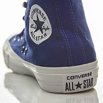 Кеды высокие Converse Chuck Taylor All Star II Sodalite Blue, фото 3