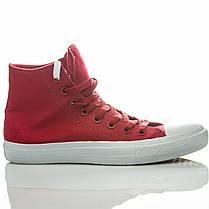 Кеды высокие Converse Chuck Taylor All Star II Salsa Red, фото 3
