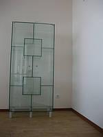 Стеклянные витрины, торговое оборудование