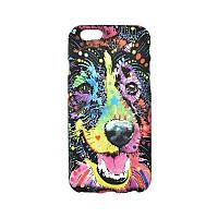 Люминесцентный чехол Animal Case iPhone 5/5S Dog