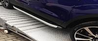 Боковые пороги для Land Rover Range-Rover SPORT 2005-2013 Erkul Dolynay