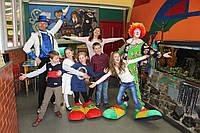 «Цирк и клоуны» на детский праздник