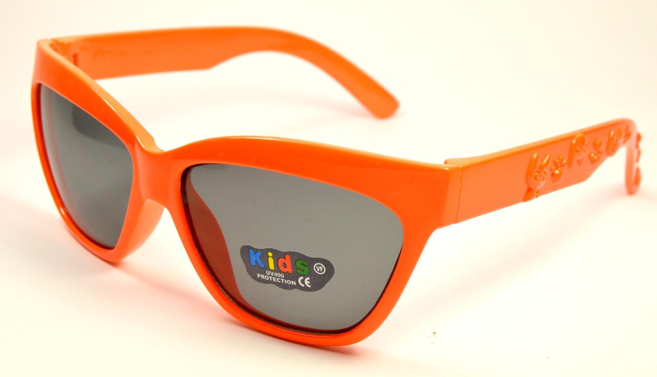 Очки солнцезащитные детские (1418 оранж)